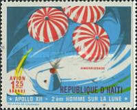 [Airmail - The 2nd Manned Lunar Landing - Apollo 12, Typ NR]