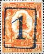 [Issues of 1904 Surcharged, Typ O24]