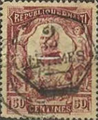 [Issues of 1904 Surcharged, Typ O7]