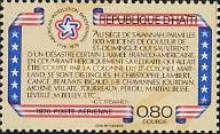 [Airmail - The 200th Anniversary of American Revolution, Typ QW1]