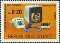 [The 100th Anniversary of the Telephone 1976, Typ RF]