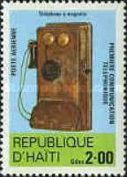[Airmail - The 100th Anniversary of the Telephone 1976, Typ RJ]