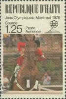 [Airmail - Olympic Games - Montreal 1976, Canada, Typ RK]