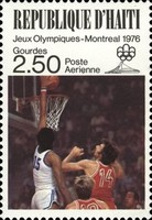 [Airmail - Olympic Games - Montreal 1976, Canada, Typ RL]