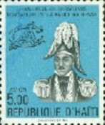 [Airmail - Jean-Jacques Dessalines Commemoration, 1760-1806, Typ RS4]