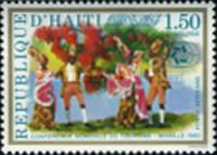 [Airmail - Various Stamps Surcharged, type RW1]