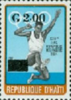 [Various Stamps Surcharged