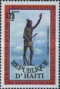[Airmail - The 500th Anniversary of Arrival of Europeans in America 1992, Typ UA1]