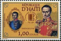 [Airmail - The 200th Anniversary of the Birth of Simon Bolivar, 1770-1818, Typ UB1]