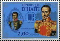 [Airmail - The 200th Anniversary of the Birth of Simon Bolivar, 1770-1818, Typ UB2]