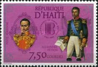 [Airmail - The 200th Anniversary of the Birth of Simon Bolivar, 1770-1818, Typ UC2]