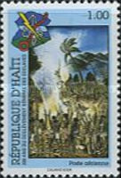 [Airmail - The 200th Anniversary of Uprising of Slaves, type UN]