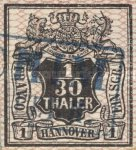 [Stamps with Coloured Grill, Typ B4]