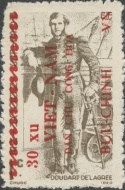 [Indochina Stamps Overprinted and Surcharged, Typ L]