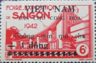 [Charity Stamps - Indochina Stamps Overprinted and Surcharged, Typ Y]