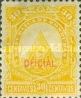 [Coat of Arms - Honduras Postage Stamps of 1890 in New Color and Overprinted