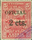 [Costal Landscape - Official Stamps of 1911 Surcharged, Typ E12]