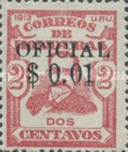 [General Terencio Sierra and General Manuel Bonilla  - Honduras Postage Stamps of 1913-1914 Overprinted