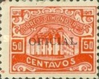 [Ulua Bridge & Bonilla National Theatre - Honduras Postage Stamps of 1915-1916 Overprinted