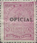 [Francisco Morazan Monument - Honduras Postage Stamps of 1919 Overprinted