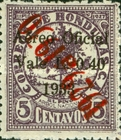[Airmail - No. 78 Surcharged, type U18]