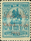 [Airmail - Francisco Morazan Monument - No. 64-67 Surcharged, Typ U6]