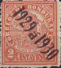 "[Local Motives Stamps of 1927 Overprinted ""1929a1930"", Typ AA1]"
