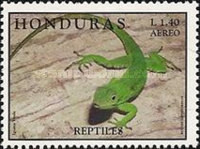 [Airmail - Reptiles, Typ ACL]
