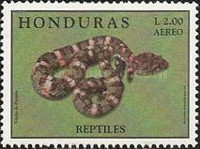 [Airmail - Reptiles, Typ ACM]