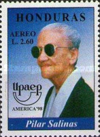 [Airmail - America 1998 - Famous Women, type AEA]