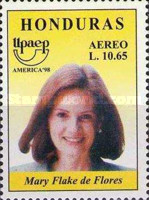 [Airmail - America 1998 - Famous Women, type AEC]