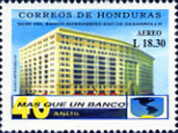 [Airmail - The 40th Anniversary of Inter-American Development Bank, type AFI]