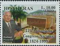 [Airmail - The 175th Anniversary of National Congress, type AFL]