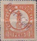 "[Local Motives Stamps of 1927 Overprinted ""1929a1930"", Typ AI1]"