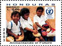 [Airmail - The 40th Anniversary of World Food Programme, Typ AMK]