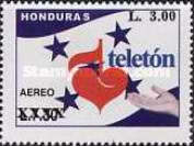 [Airmail - Various Issues Surcharged, Typ ANG1]