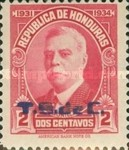 [Local Motives Stamps of 1931 Overprinted