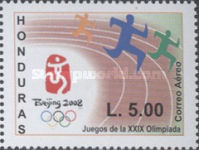 [Airmail - Olympic Games - Beijing, type ARX]