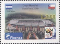 [Airmail - Football World Cup - South Africa, type AST]