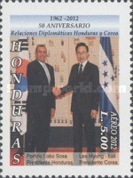 [The 50th Anniversary of Diplomatic Relations with Korea, type ATH]