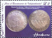 [The 200th Anniversary of Independence from Spain, type AZM]