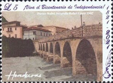 [The 200th Anniversary of Independence from Spain, type AZN]