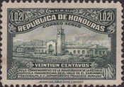 [Airmail - Inauguration of Pan-American Agricultural College, Typ DH]