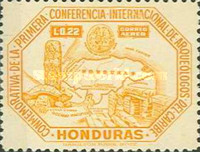 [Airmail - The 1st International Conference of Caribbean Archaeologists, Typ DQ1]