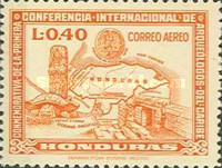 [Airmail - The 1st International Conference of Caribbean Archaeologists, Typ DQ2]