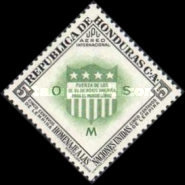 [Airmail - United Nations, type EK]