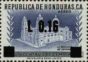 [Airmail - Previous Stamps Surcharged, Typ EQ5]
