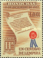 [Airmail - The 2nd Anniversary of New Constitution - Inscribed