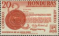 [Airmail - Settlement of Boundary Dispute with Nicaragua, Typ GD]