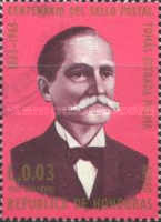 [Airmail - The 100th Anniversary of Stamp in Honduras, type GY]